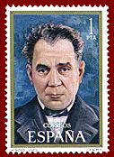 Stamp - Amadeo Vives