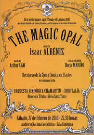 The Magic Opal (Orquesta Sinfonica Chamartin, 2010)