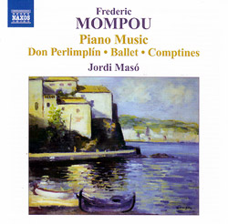 Naxos - Mompou Piano Music 5