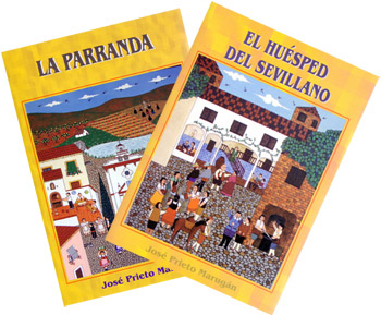 El huesped del Sevillano / La parranda (J. P. Marugan - book reviews)