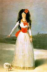 The Duchess of Alba (Goya)