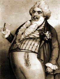 Luigi Lablache (as Don Pasquale)