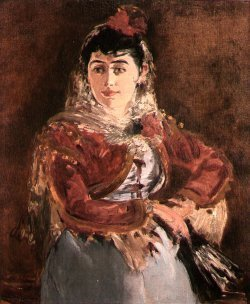 Andalucian Gypsy (Manet)